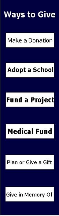 Imagine Oneness Foundation Ways to Donate